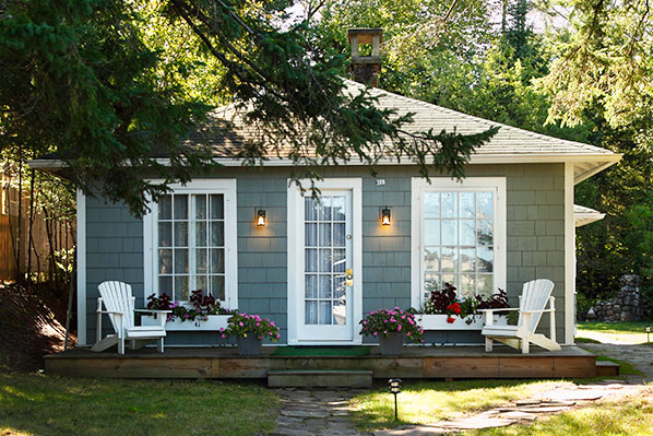GO-Cottage-Vacation-Rental-2-Bedroom-External-View-Lake-Placid-NY