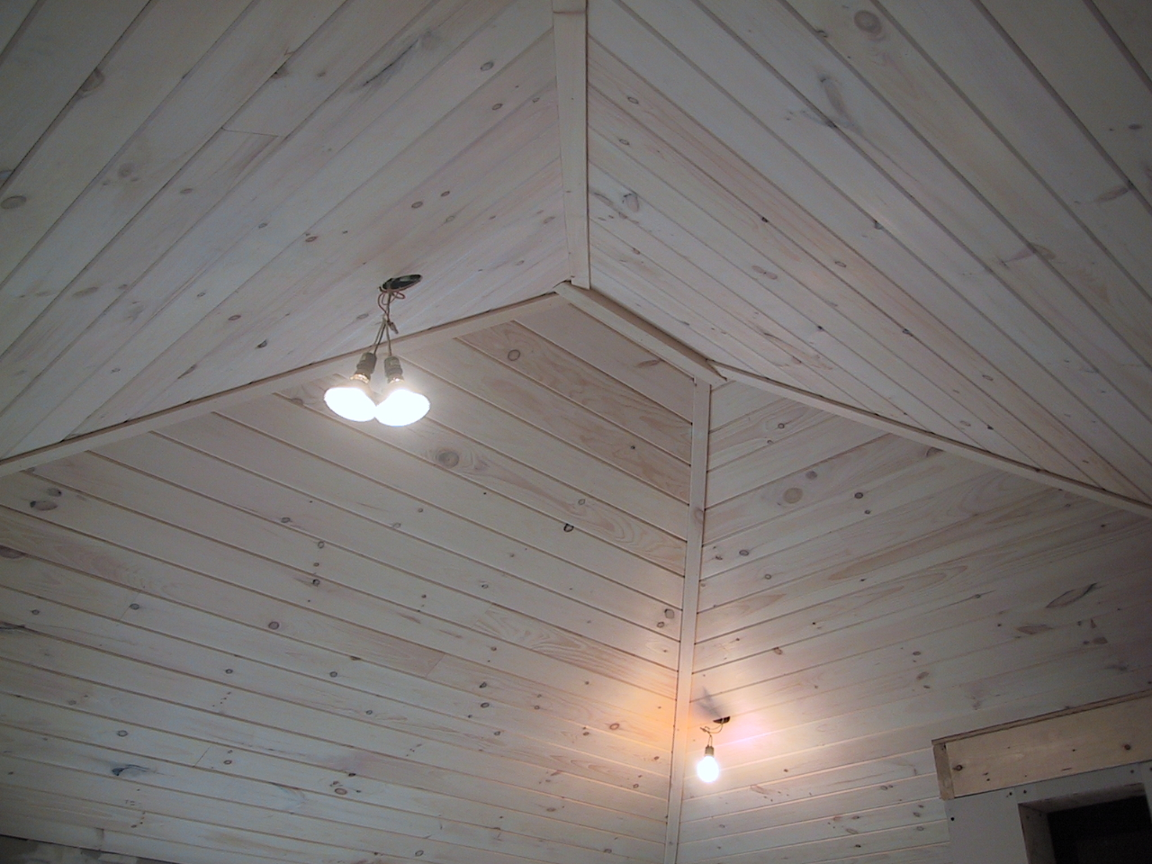 Studio Cathedral Ceiling Renovation Go Cottage