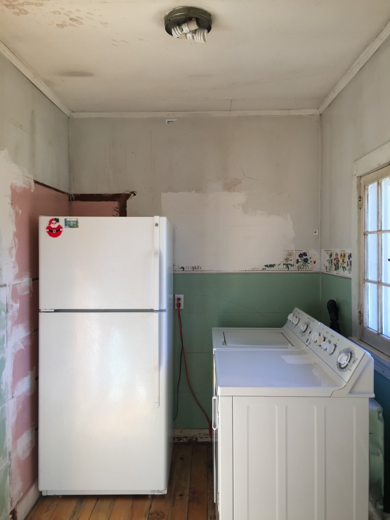 Laundry room renovation go cottage for Laundry room renovation