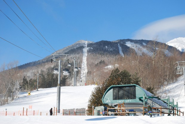 GO-Cottage Skiing Majestic Whiteface Mountain