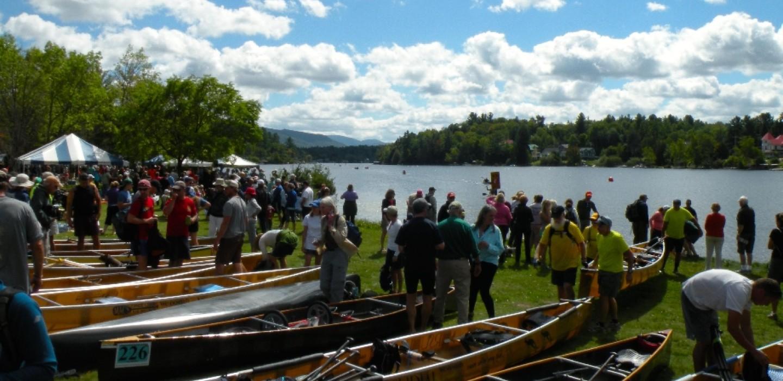 Adirondack Canoe Classic Paddle Time Go Cottage